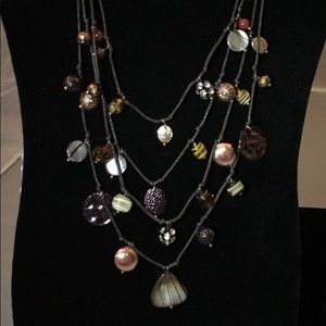 Jewelry - Multi layered boho necklace